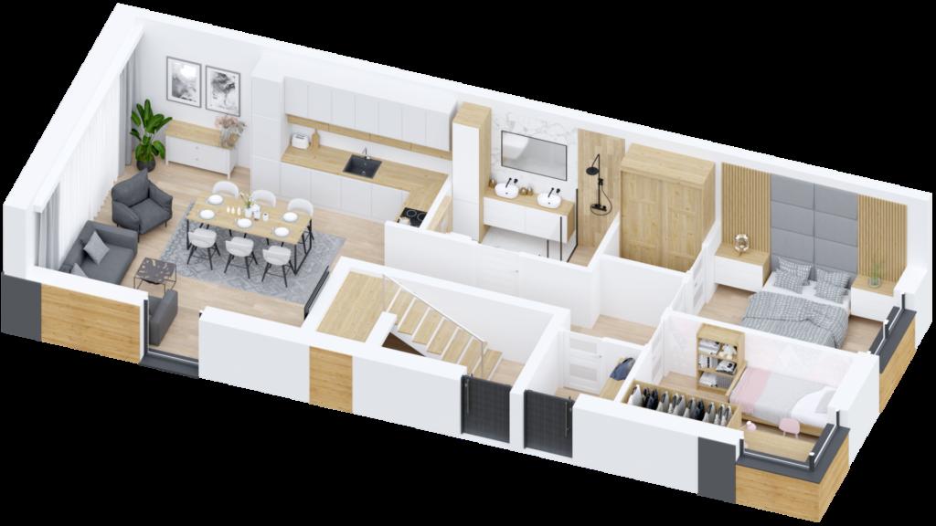 Apartamenty Warzywna